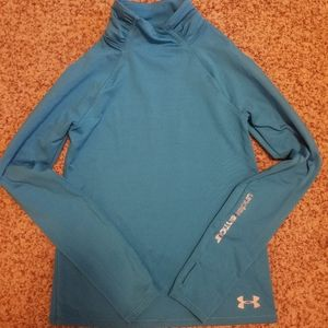 Under Armour Youth Small Fitted Coldgear
